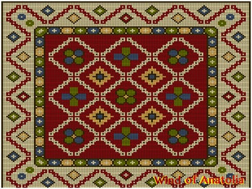 Wind of Anatolia-Kilim