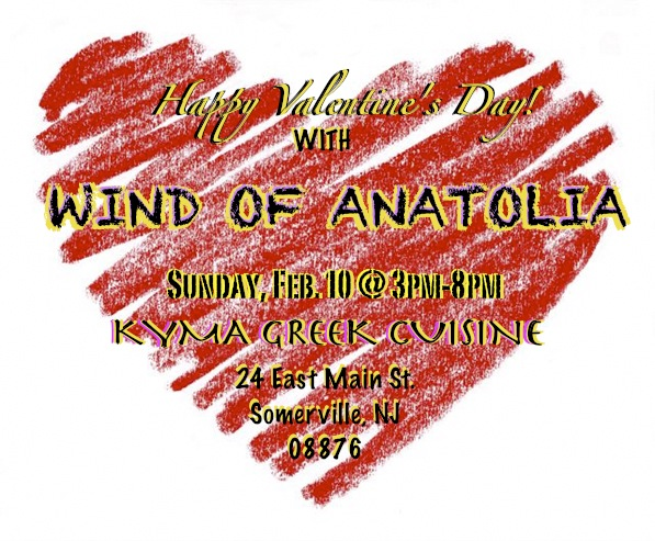 valentines Wind of Anatolia
