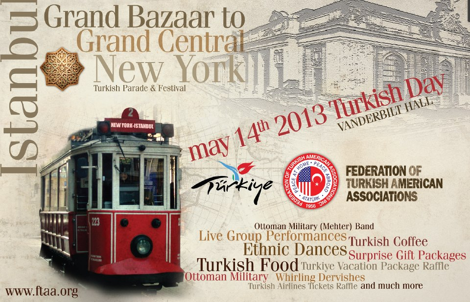 Grand Central_Turkish Day2013