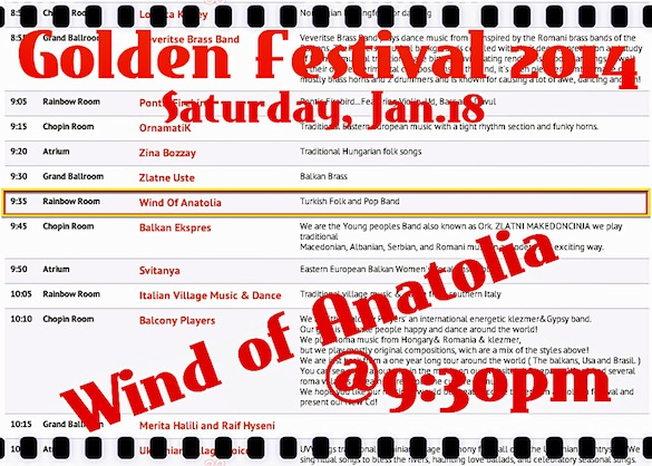 Wind of Anatolia Golden Festival3