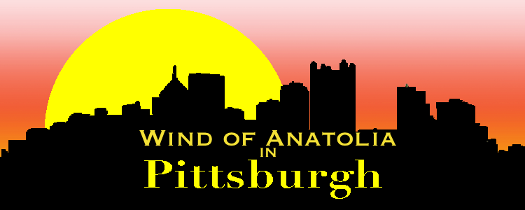 Pittsburgh Concert Wind of Anatolia